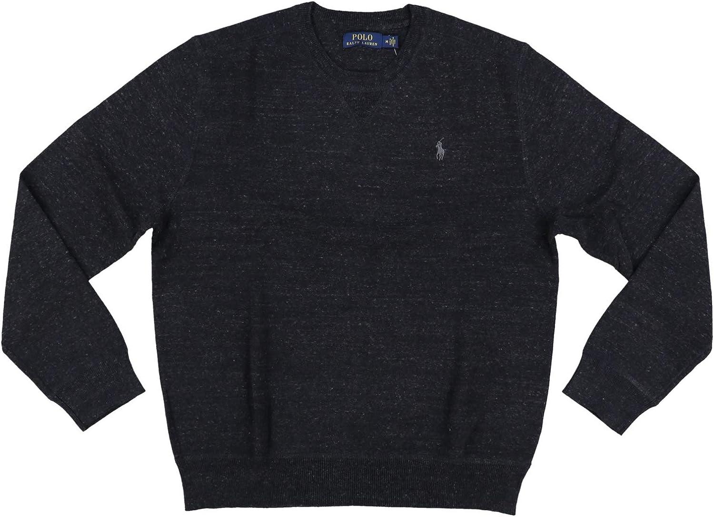 Polo Ralph Lauren Italian Yarn Wool Crewneck Sweater