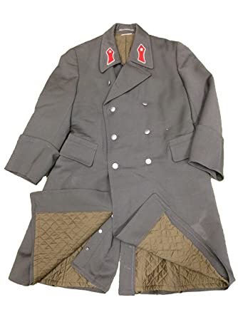 f6484bdb5fc5d Cissbury German Heavy Quilted Gaberdine Double Breasted RAIN/Trench Coat  (XLarge)