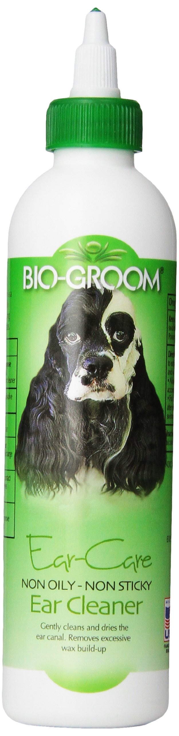 Bio-Groom Pet Ear Care Cleaner, 8-Ounce