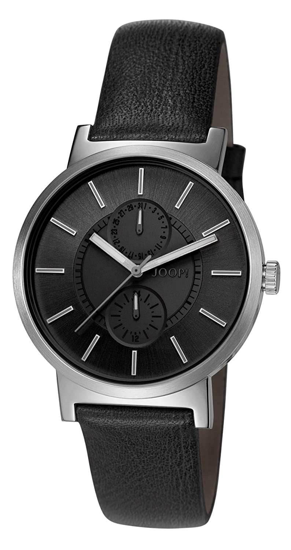 Joop Herren-Armbanduhr Origin Analog Quarz Leder JP101441002
