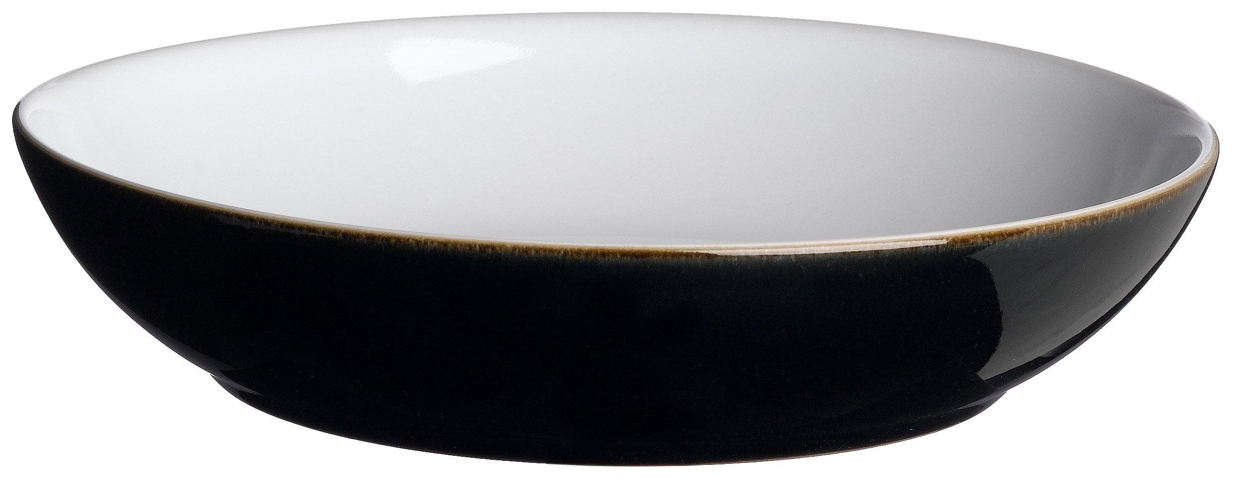 Denby Jet Black Individual Pasta Bowl
