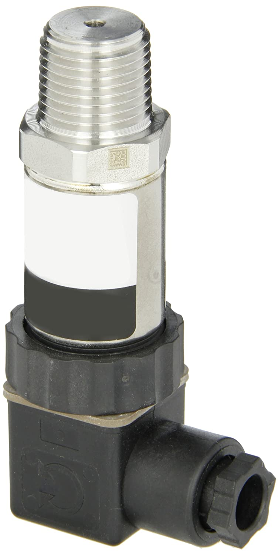 4 mA-20 mA 2-Wire Output +//-0.25/% Accuracy 615-5000-1-1-8-8 = 1//2 NPT Male 1//2 NPT Male Inc 0-5000 psig Pressure Range //0.020 Amp NOSHOK 615 Series High Accuracy Heavy Duty Pressure Transducer VPower-10 10-30 VDC