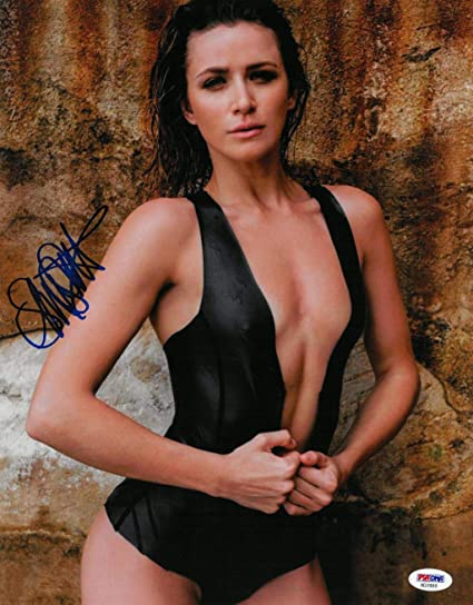 Shantel Vansanten Signed Sexy Authentic Autographed 11x14 Photo