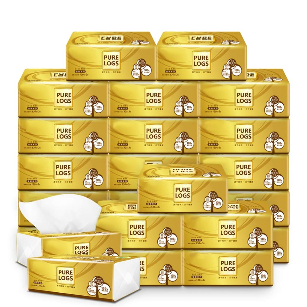 トイレットペーパーは24パックのフルケースで紙製です、肌を傷つけません、高温処理、ソフトで快適 B07RG74QRK