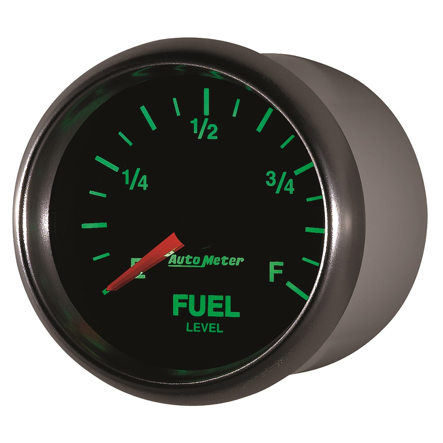 Auto Meter 3810 GS 2-1/16'' Universal Stepper Fuel Level Gauge