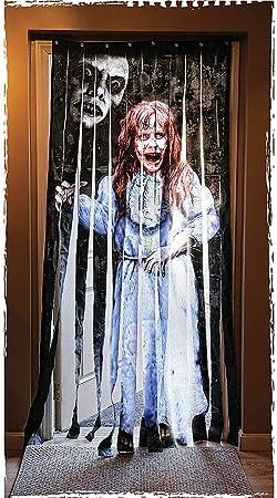 Generique - Cortina de Puerta El Exorcista Halloween: Amazon.es ...