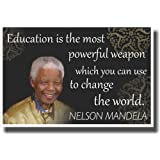 Amazon Price History for:Nelson Mandela 6 - NEW Famous Person Poster