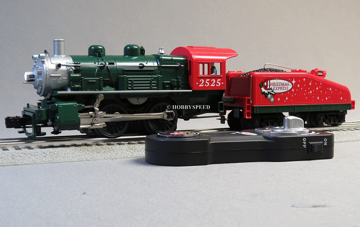 Amazon.com: LIONEL CHRISTMAS EXPRESS LIONCHIEF BLUETOOTH ENGINE ...