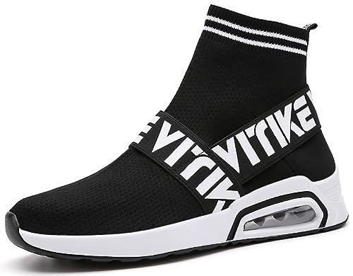 49816d2df40d6 VITIKE Womens Sneaker Shoes Girls Mesh Running Shoes Lightweight Sneakers  Socks Shoes