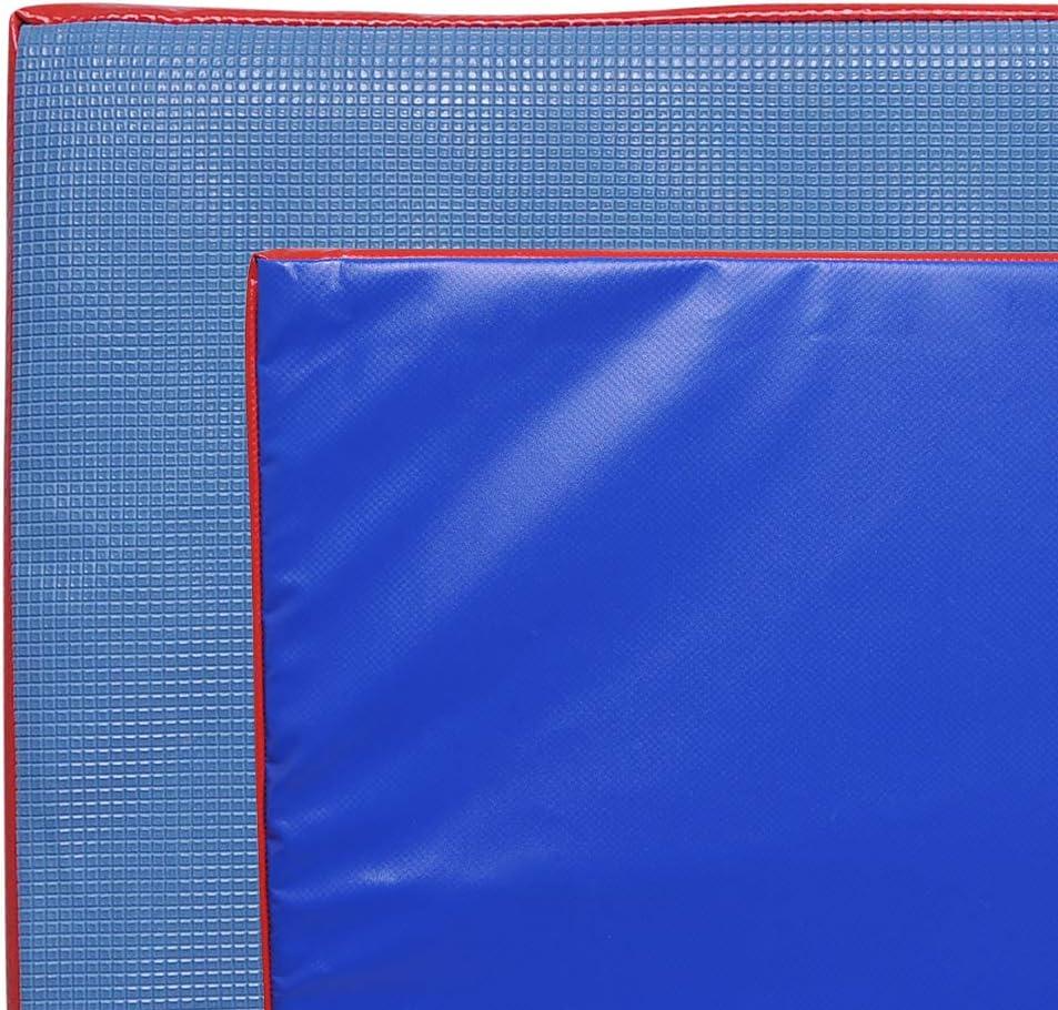 Grevinga FUN Colchoneta plegable de gimnasia varios colores 200 x 100 x 8 cm, RG 35
