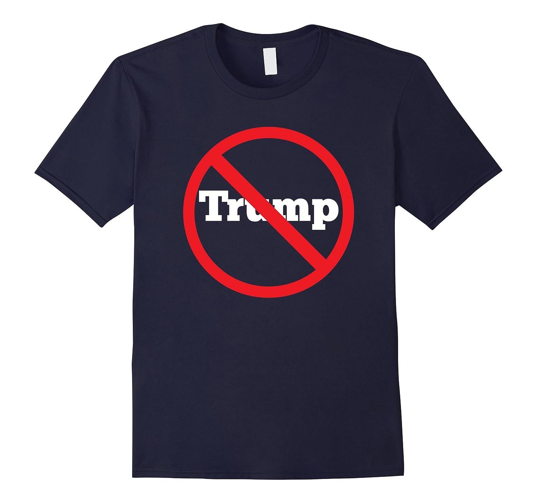 Anti Donald Trump Stop Trump T Shirt-BN