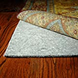 Safavieh PAD130 Durable Hard Surface and Carpet Non-Slip Rug Pad, 10-Feet by 14-Feet