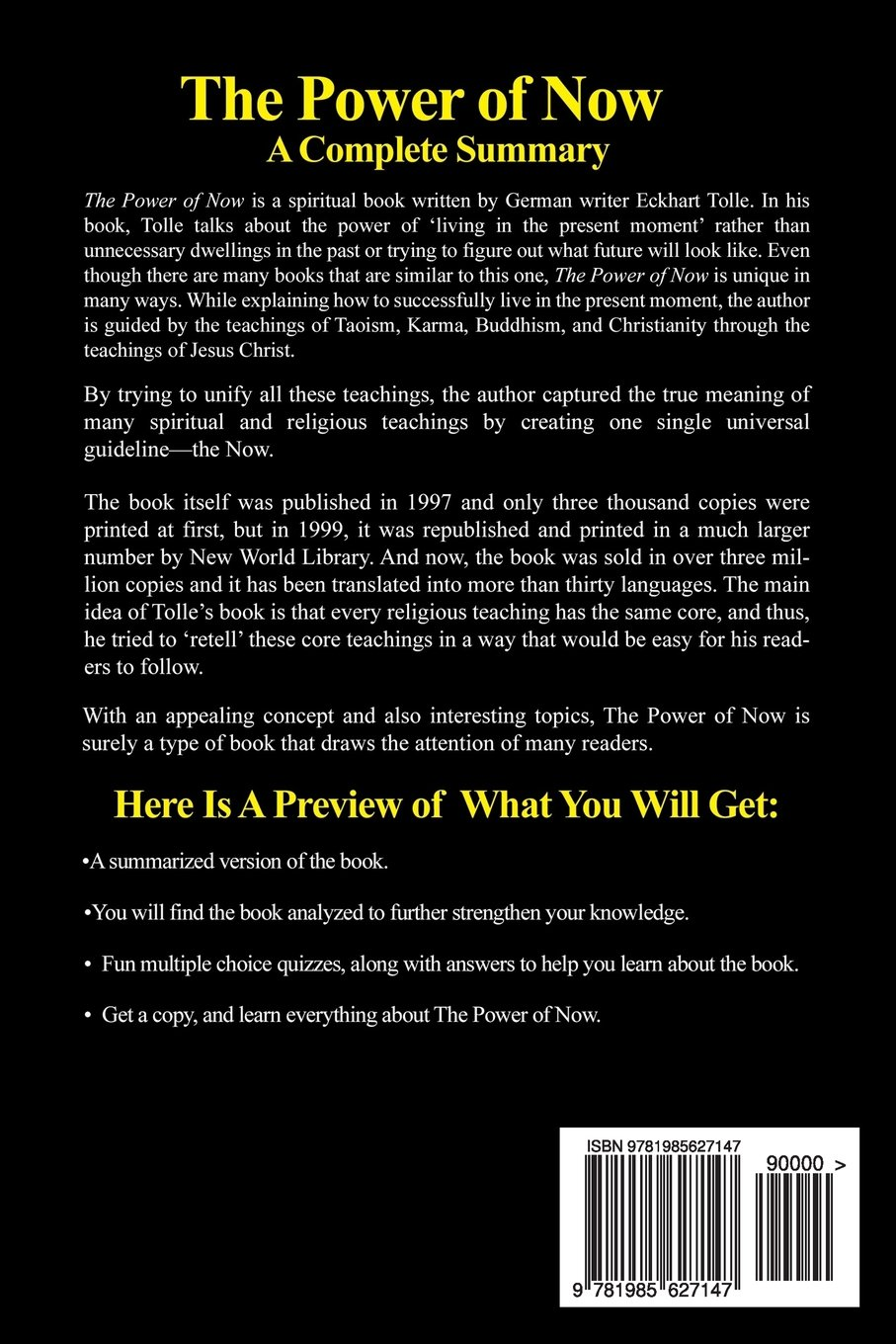 Power Of Now Summary Ub Deh 4300 Wiring Diagrams 35715229 Array Amazon In Buy The By Eckhart Tolle A Guide Rh