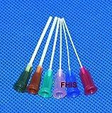 Glue dispensing needle 14G~25G PP Flexible