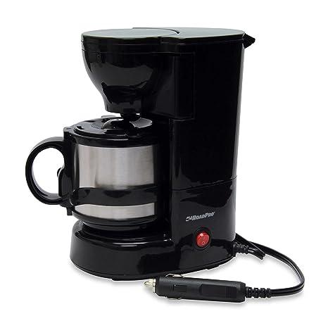 Amazon.com: Roadpro – 12-Volt Cafetera eléctrica con jarra ...