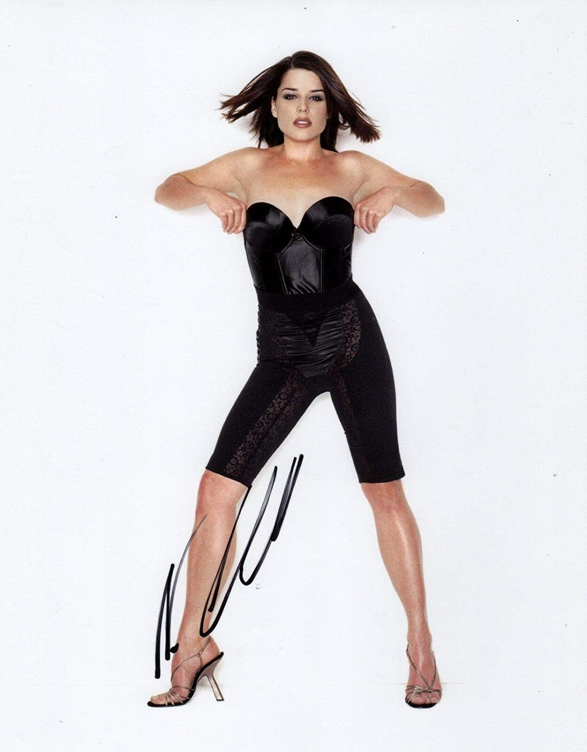 NEVE CAMPBELL 8X10 COLOR PHOTO SCREAM 2