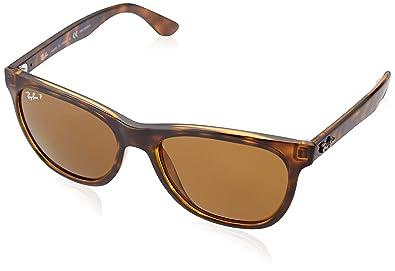 2000e47761992 ... discount code for ray ban rb4184 710 83 sunglasses polarized light  havana 54mm 20d25 2a836
