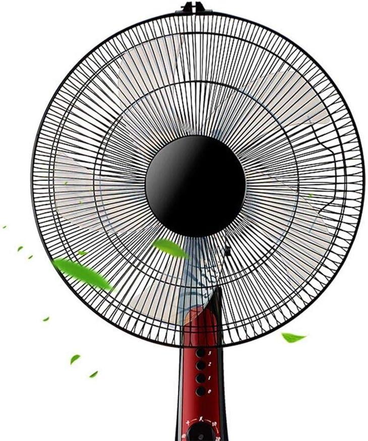 Elektrischer Ventilator Leistung 60 W Ventilator Kann Zeitgesteuert Werden Wohnzimmer Und Andere Innenbereiche K/önnen Ver Oszillierender Ventilator Standventilatoren Standventilator Schlafzimmer