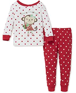 24d26bfa4 Amazon.com  2Ya2YaO Korean Cotton Little Bunny Baby Girl 2 Piece Set ...