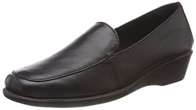 William Mocassins Four Schwarz black Aerosoles Femme Cashmere 87znwqTx