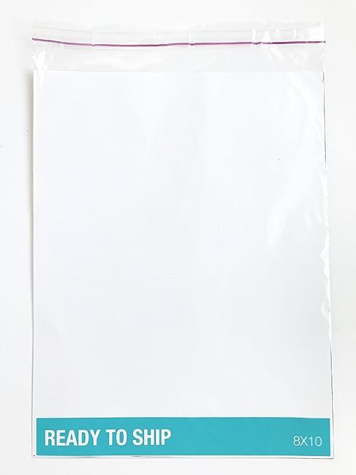 Amazon.com: Komodo - Bolsas de polietileno transparentes con ...
