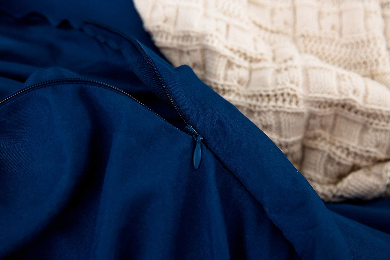 Indexbild 5 - All Season / Four Seasons Microfibre Bed Linen Set