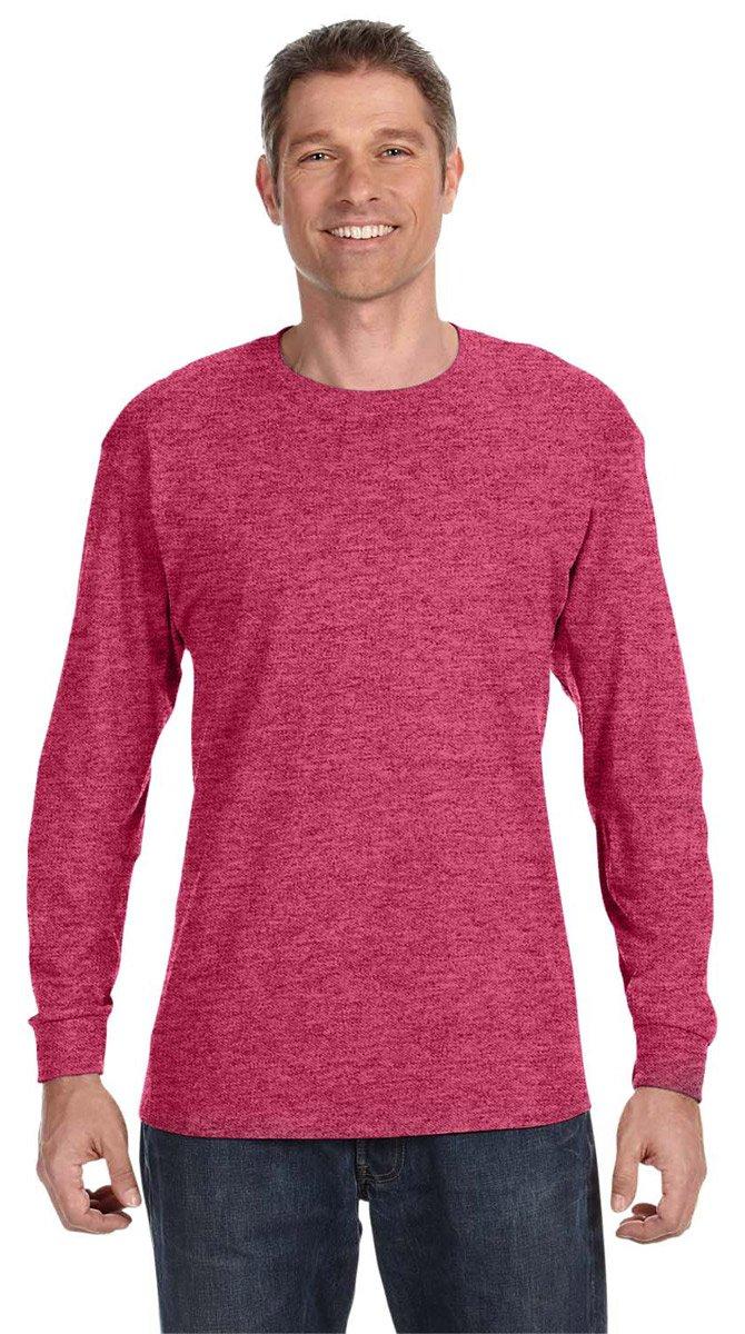 【メーカー包装済】 Jerzees – dri-powerアクティブ長袖50 Red/ 4L|Vint 50 Tシャツ 50 – 29lsr B01BTLZMM4 4L|Vint Hthr Red Vint Hthr Red 4L, Net-Assist ネットアシスト:5b214918 --- arianechie.dominiotemporario.com