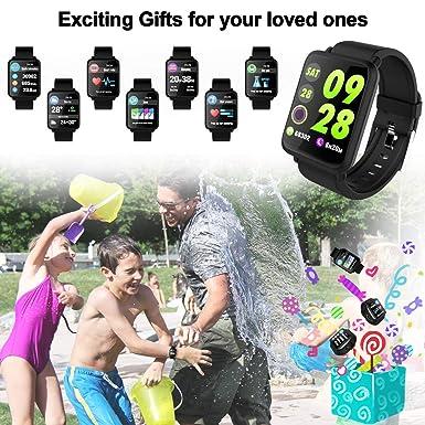 Amazon.com: Fitness Tracker, Smart Watch Activity Tracker ...