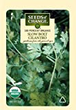 Seeds of Change 01728 Certified Organic Cilantro, Slow Bolt