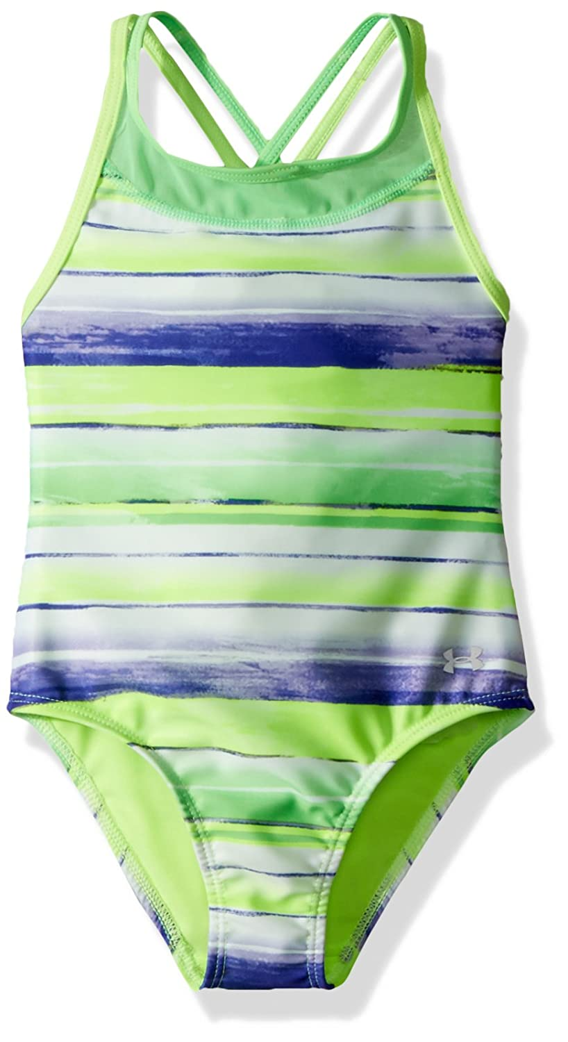 Under Armour Girls Oasis One Piece Swimsuit One Piece Swimsuit