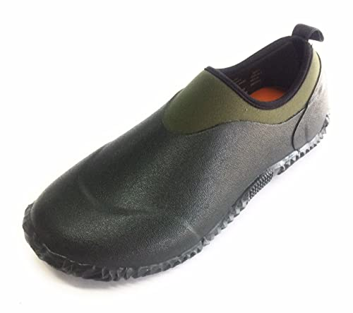 3f3ca18a72e3 Habit Gardening Shoes for Men Slip On Rubber Shoes (9)  Amazon.ca ...