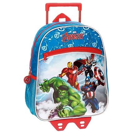 Los Vengadores Sac à dos crèche et maternelle adap. au charriot Avengers Clouds QUTQFl9Vlr