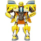 "Transformers 10"" BumblebeeVW Action Figure - Autobots Power Charge - Electronic Kids Toys - Ages 6+"