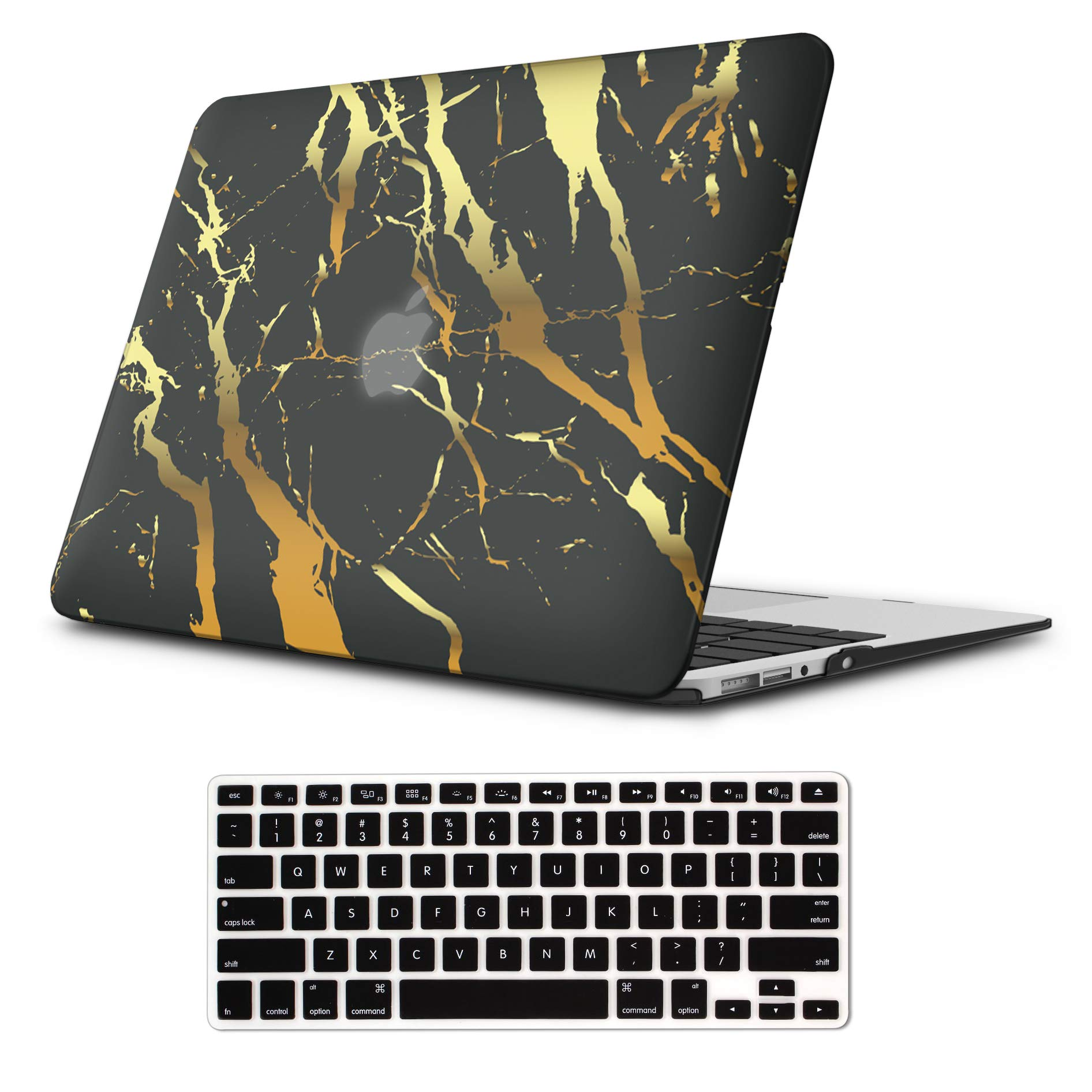 iCasso 2 in 1 MacBook Air 13 Inch Case Durable