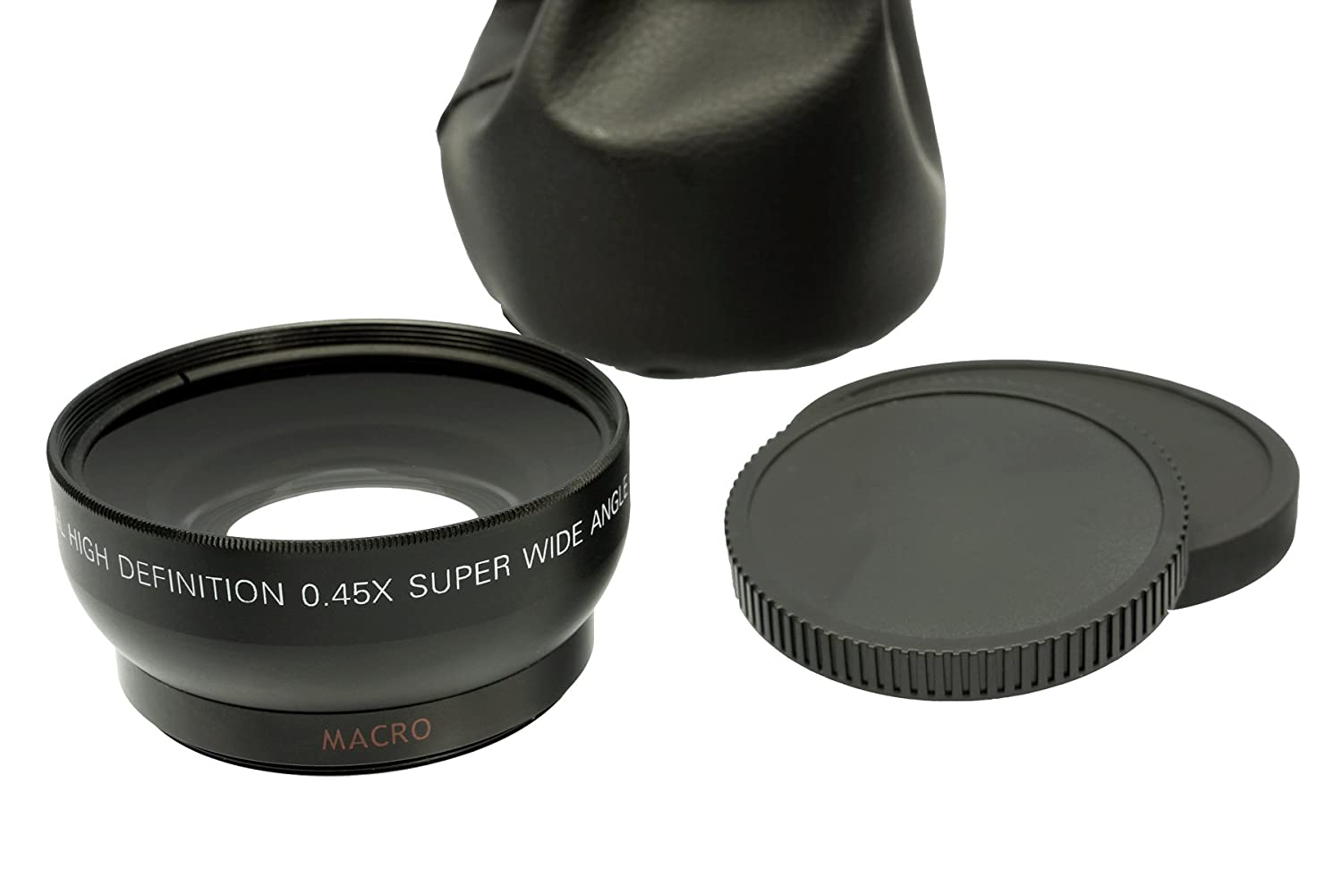 Photo Plus 55mm 045x Wide Angle Thin Conversion Lens Amazoncouk Camera