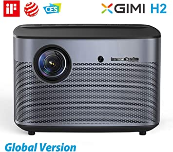 4K Proyector, XGIMI H2 Mejorado Proyector Casero 1080p HD ...