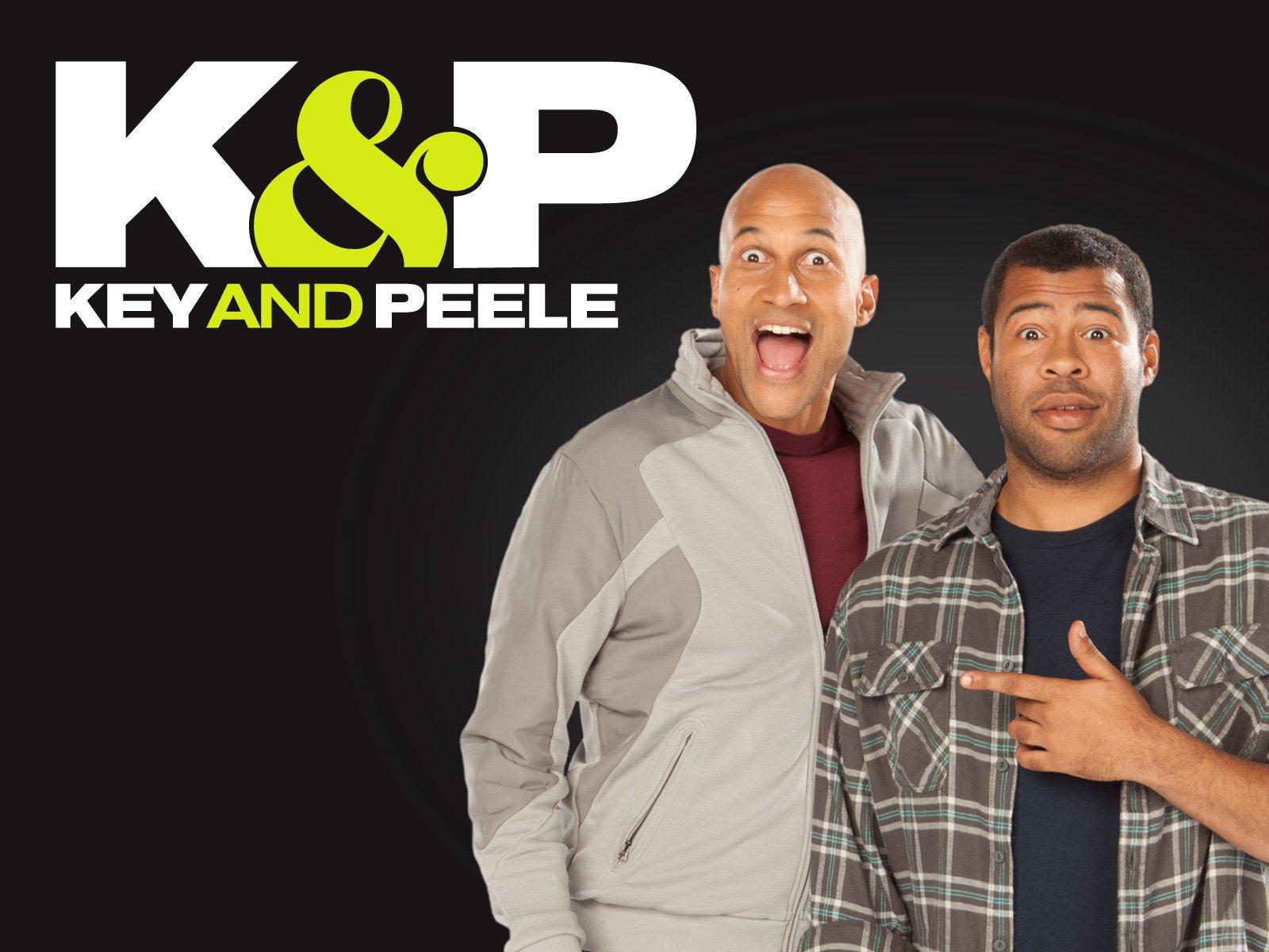 Key and peele hookup a mixed guy