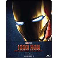 Iron Man Trilogia
