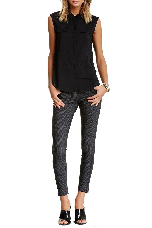 Adriano Goldschmied Black Women's 26X27 Leggings Jeans