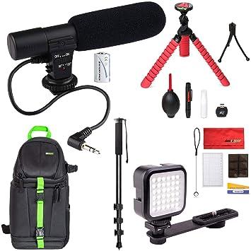 Deco Gear Mobile Pro Photographer Paquete de grabación de vídeo ...