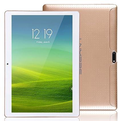 LNMBBS 3G Tablet de 10.1 Pulgadas HD (WiFi, 2 GB de RAM, 16GB de ...