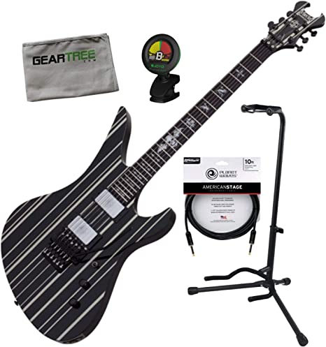 Schecter 1740 Synyster Gates Custom (w/USA Pickups) - Guitarra ...