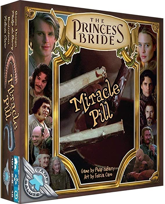 The Best Princess Bride Miracle Pill Game