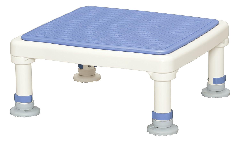 アロン化成 安寿 アルミ製浴槽台 ジャストソフト 15-25 ブルー B017CGLP6C 15-25cm レッド レッド 1525cm