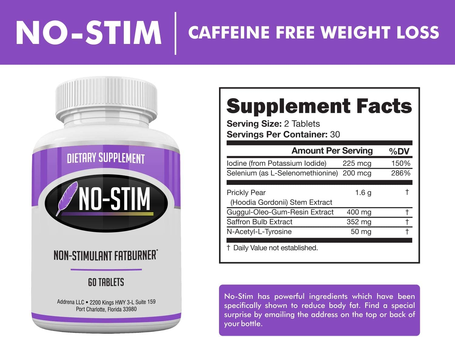 How the Caffeine Free Weight Loss Diet Pills would response?