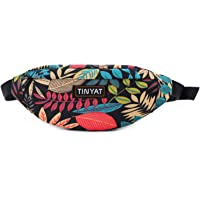 Tinyat Travel Fanny Bag Waist Pack Sling Pocket Super Lightweight For Travel Cashier's box, Tool Kit T201