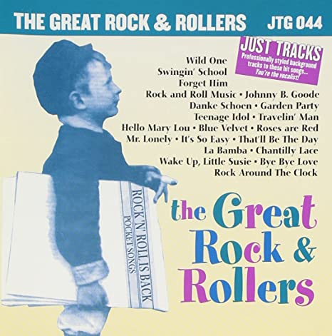 Buy Sing The Hits Of The Great Rock & Rollers (Karaoke) Online at