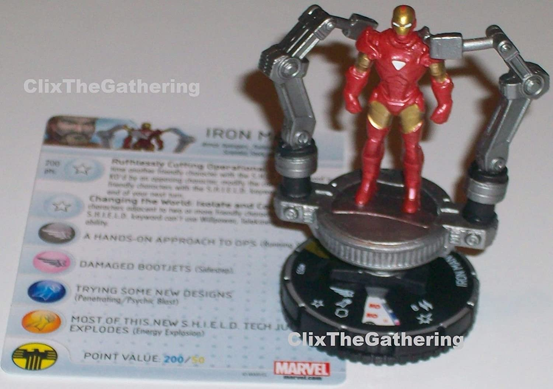 SR Nick Fury Agent of S.H.I.E.L.D #053 Iron Man