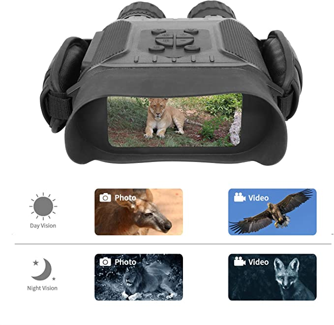 Best night vision binoculars : Bestguarder Night Vision Binoculars