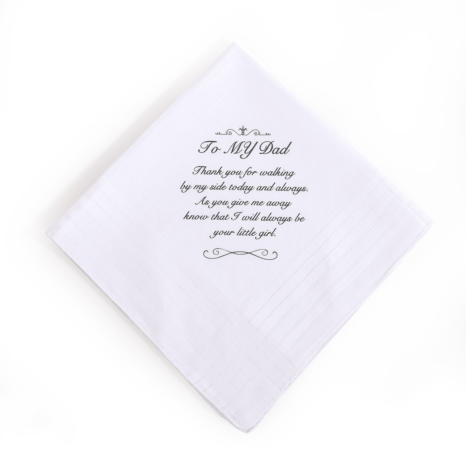 Birthday Thanksgiving Christmas New Year Gift,100/% Cotton for Mother of The Groom Gifts Lings moment Mother of The Bride Gifts Hankie Wedding Handkerchief for Mom Gift